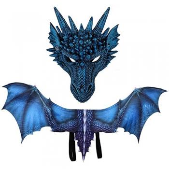 Dragon kids play wings