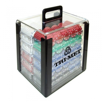 Poker Chip Fill Carriers