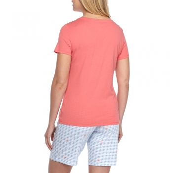Deck Shorts and Long Sleeve Shirts.