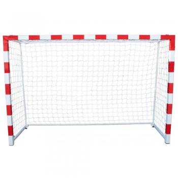 Handball post.