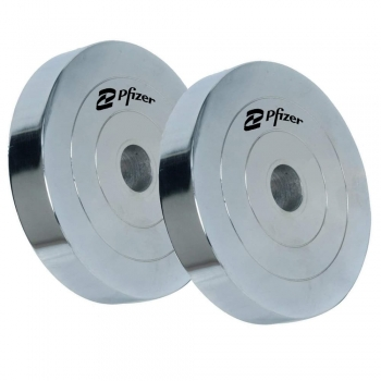 Spare Olympic metal plates