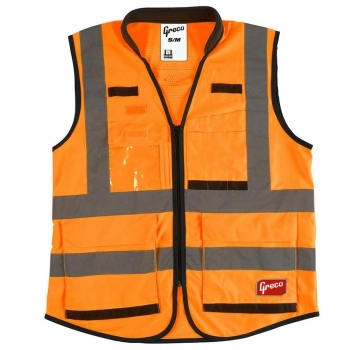 Cycling safety vests