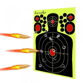 Training Targets for shooting