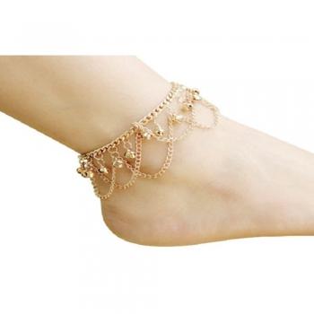 Indo Western Anklets