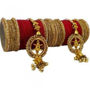 Multi-shad bangles