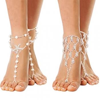 Foot jewelry's