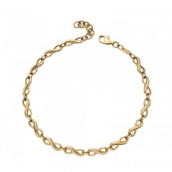 Infinity Link Bracelets