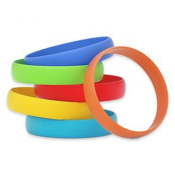 Plastic or Silicone Bracelets