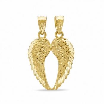 Angel Wings Charms