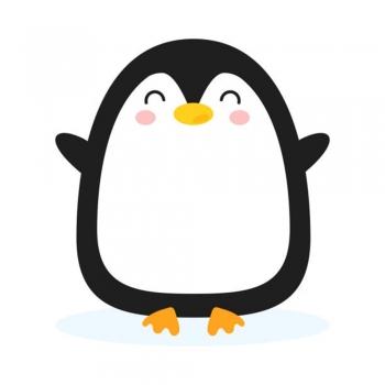 Happy Penguin Charms