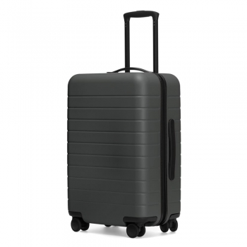 Hardside Luggage with Spinner Wheels Duffle Bags