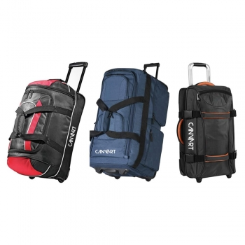 Rolling Luggage Duffle Bags