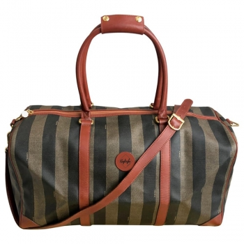 Vintage Suitcase Duffle Bags