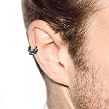 Men ear cuffs
