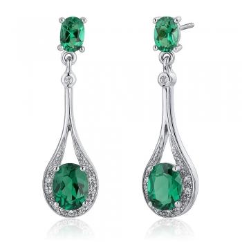 Emeralds Earrings