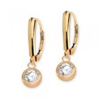 Lever Earrings