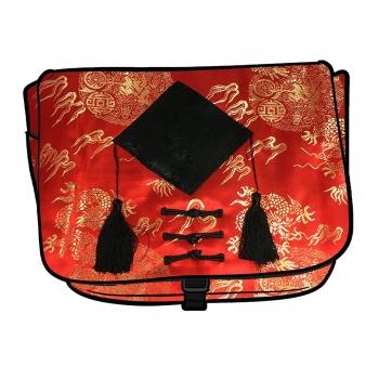 Silk Messenger Bags