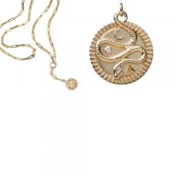 Medallion Pendants