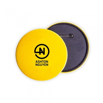 Pins and badges