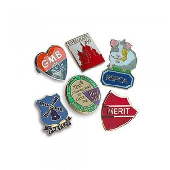 Printed Metal badges