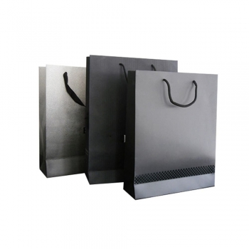 Paper Shoppers and Totes