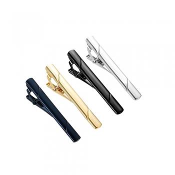 Multi- paint tie clips