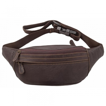 Soft leather Waist Pouch   Bags