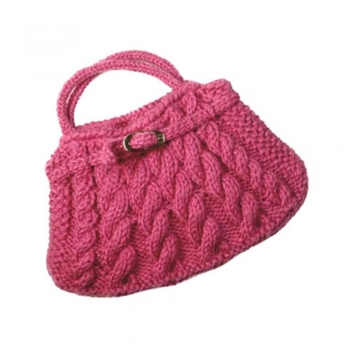Knitted Wash Bags
