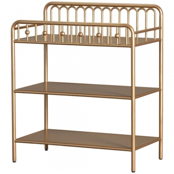 Metal changing tables