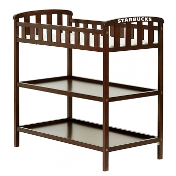 Wooden changing tables