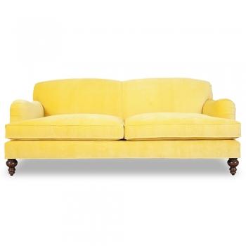 The Classic Round Arm Sofa