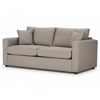 The Retro Square Arm Sofa