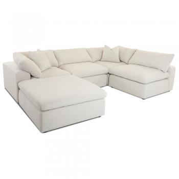 The Sectional or  Modular Sofa