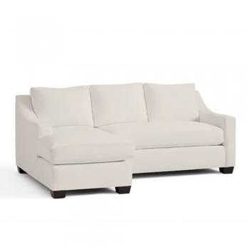 The Sloped Arm Sofa