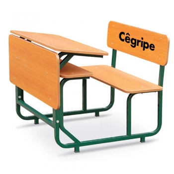 Kid's classroom benches