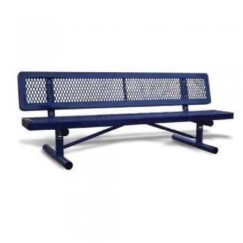 Kids aluminum benches