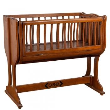 Antique baby cradles