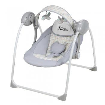 Automatic baby cradles