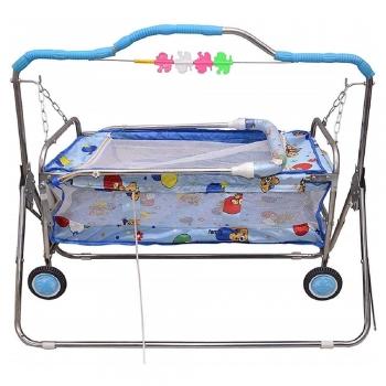 Baby Iron Cradle