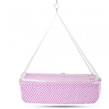 Hanging baby cradles