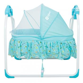Swing baby cradles