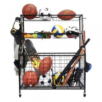 Kids Sports storage   display racks