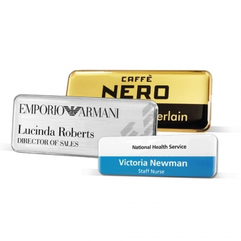 Name Tags Badges