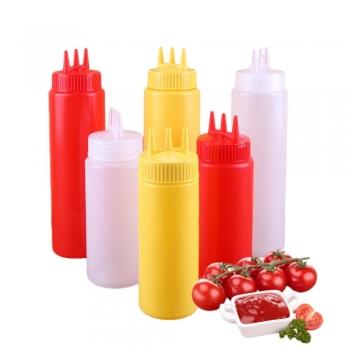 Condiment Dispensers Squeeze Bottles