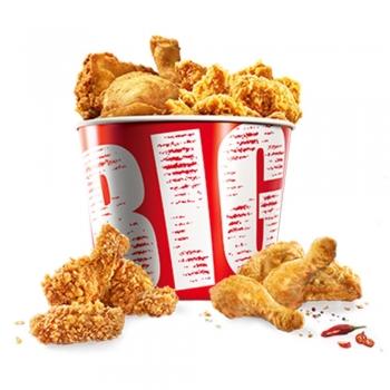 Fast Food Buckets