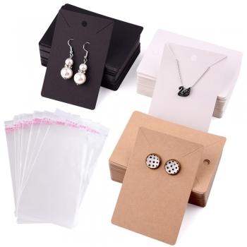 Custom Jewelry Cards