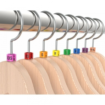 Hanger Size Markers