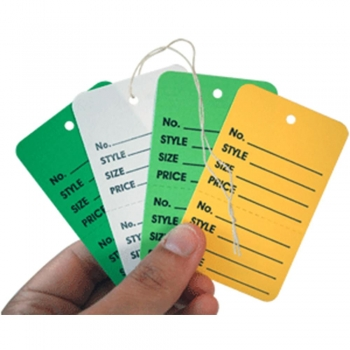 Price Merchandise Tags