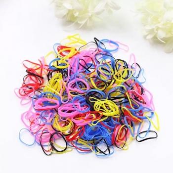 Disposable Hair Scrunchies