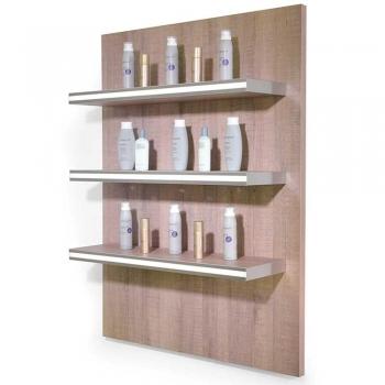 Spa Ratail Shelves Display Rack